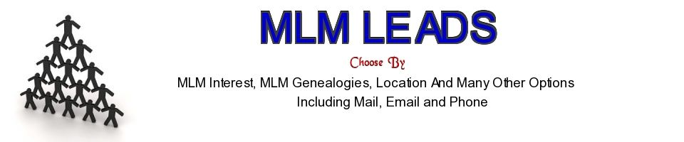 MLM Genealogy Leads Marketing Lists On Barter